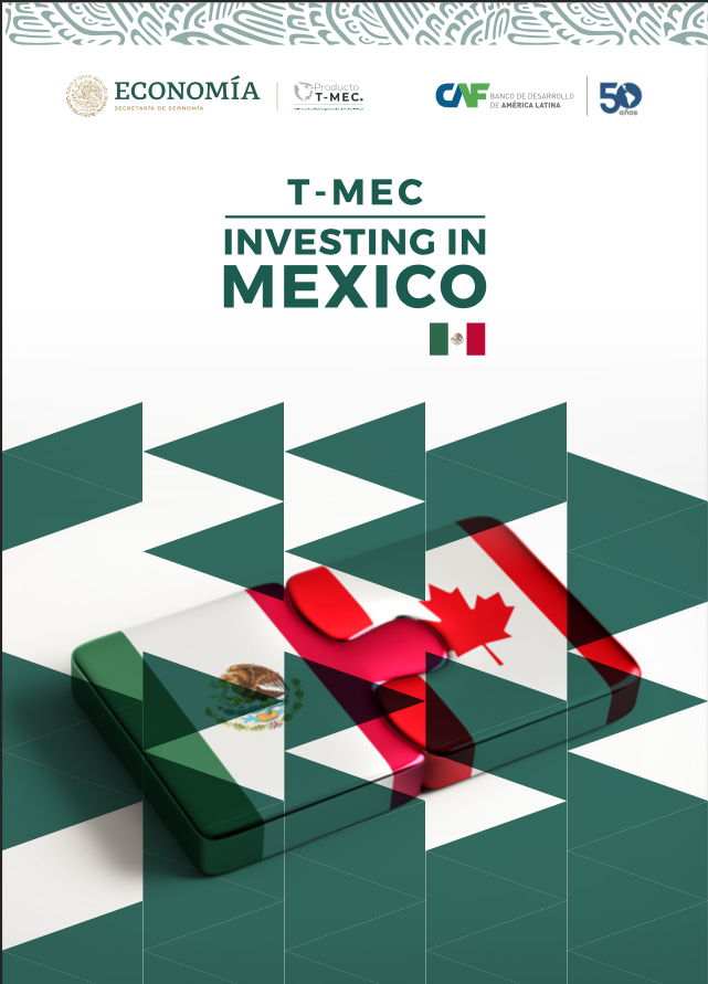 Cover for Canadian investor Guide