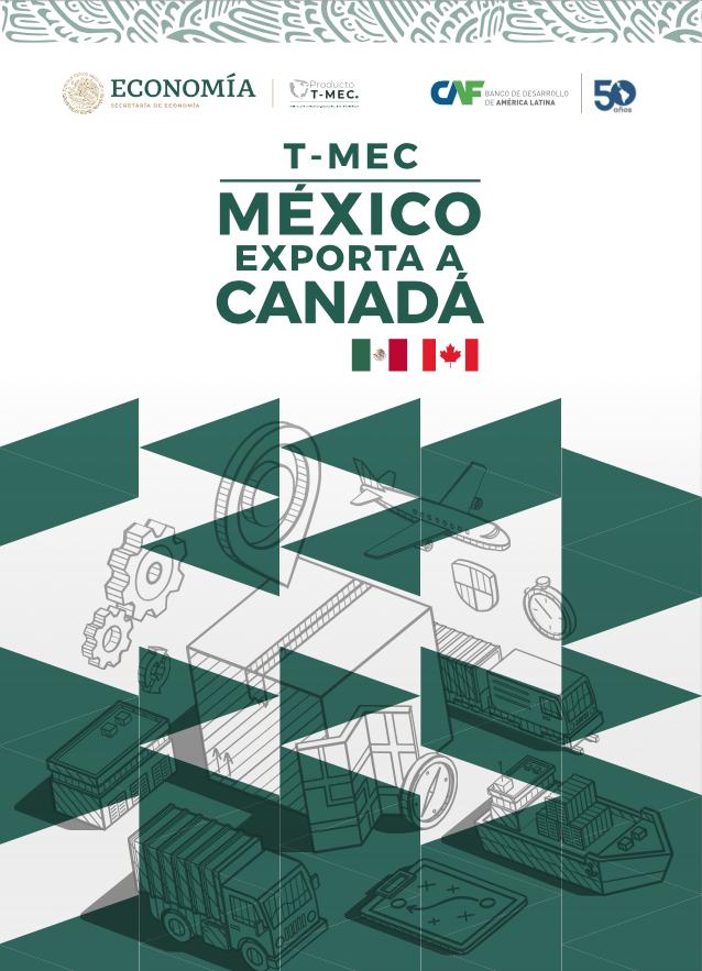 Guia sobre como exportar a Canada desde Mexico